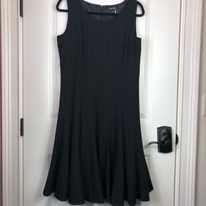 ☀️Ellen Tracy black dress size 12☀️